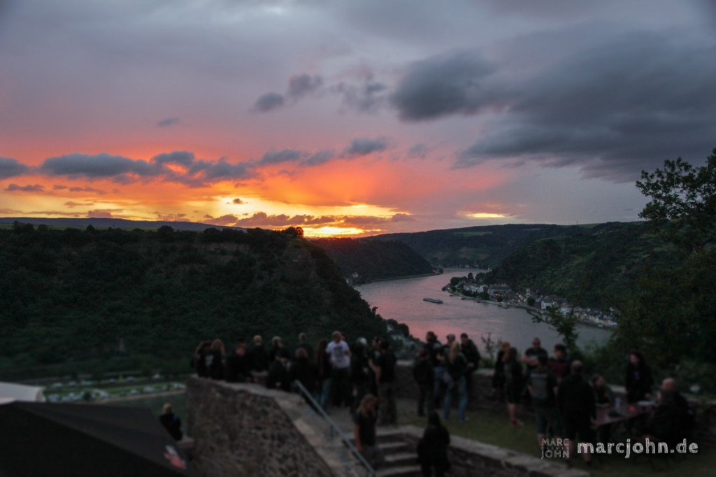 Metalfest Open Air 2013, Loreley