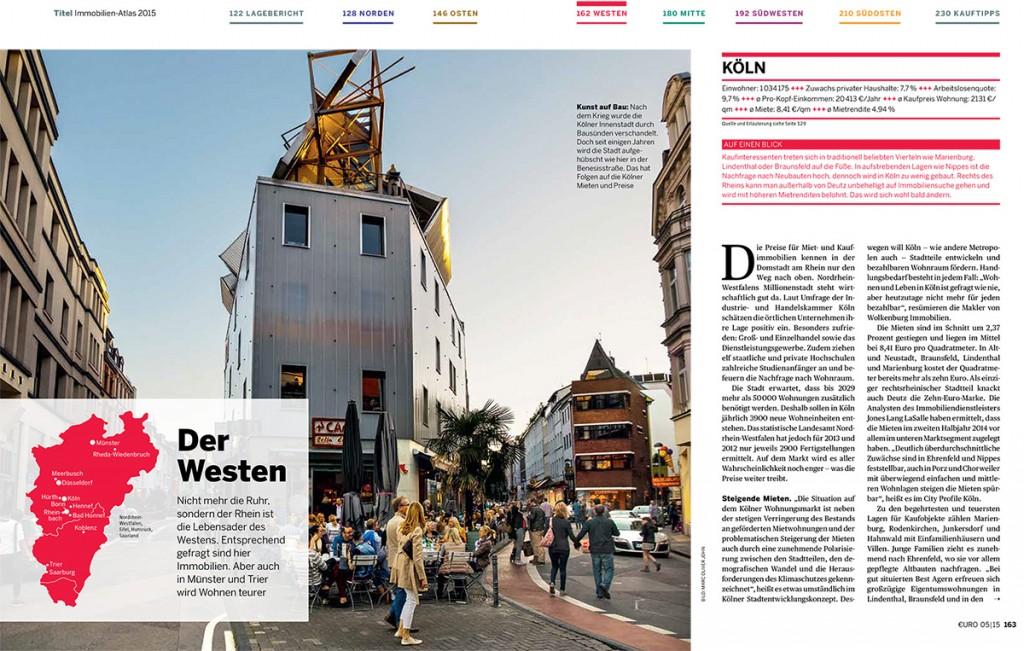 Euro Magazin 05/2015, Seite 162_163 Abbildung mit freundlicher Genehmigung der Finanzen Verlag Gmbh