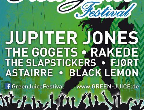 Green Juice Festival 2015 – 22. August 2015