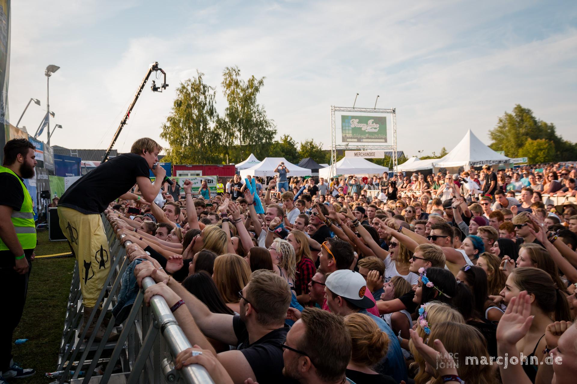 Green Juice Festival 2015 - Rakede