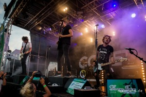 Green Juice Festival 2015 - The Gogets