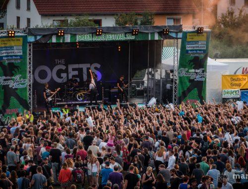 Headliner 2016 steht fest: Die DONOTS kommen zum Green Juice Festival!