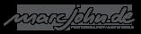 marcjohn.de Mobile Logo