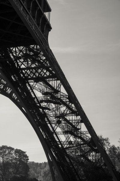 Paris - Eiffel Tower | Entrance West
