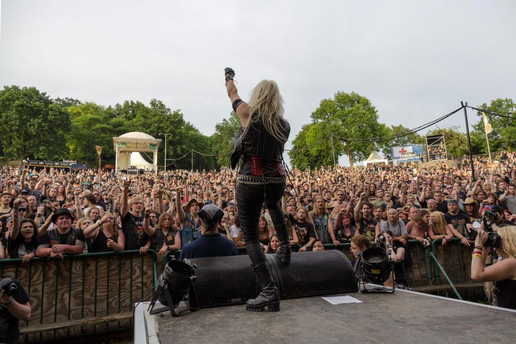 Doro - Metalfest Open Air 2013, Loreley
