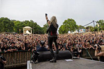 Doro - Metalfest Open Air 2013, Loreley