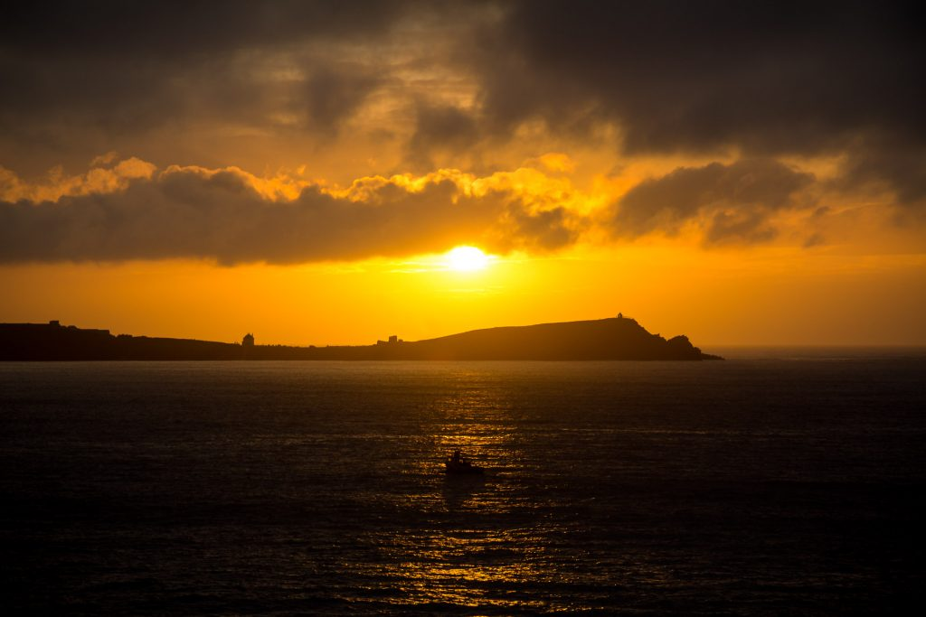 Newquay - Sunset