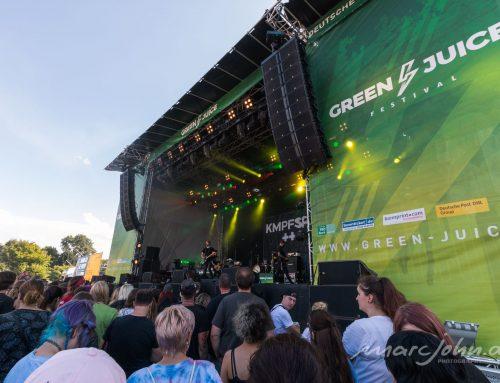 Zehn Jahre Green Juice Festival:  MADSEN und ROYAL REPUBLIC sind Headliner