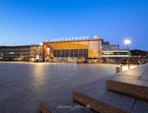 Alone in Cologne – Shutdown in the City